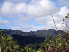 Mt. Nacolod Range